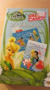 Valentine Cards Disney Fairies Valentines Seals Candy Envelopes New