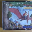 Magic Tree House Collection Books 1-8 Mary Pope Osborne 5 CD's Homeschool