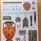 Ancient Civilizations DK Eyewitness Visual Dictionaries Hardcover Homeschool