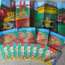 Birthday Party  Supplies Construction Truck Theme Leftover Extra  Decorations