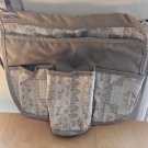 Hammock Caddy Bag Camping Storage Weather Resistant Multi Compartment New