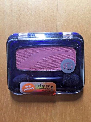 CoverGirl Eye Enhancers Eye Color 465 Melt-Down Mauve Violet Fusion New Nouveau