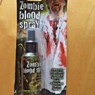 Halloween Fake Zombie Red Blood Spray Pump Makeup Costume Acting Movie Quality