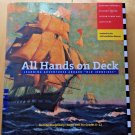 All Hands on Deck Theme Unit K-12 Old Ironsides USS Constitution Binder and CD