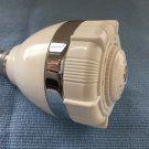 Shower Head Massage Water Saver White 2.5 GPM AM Conservation Group