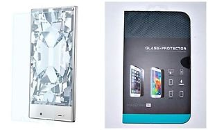For Sharp AQUOS Crystal Boost Mobile Tempered Glass Screen Protector