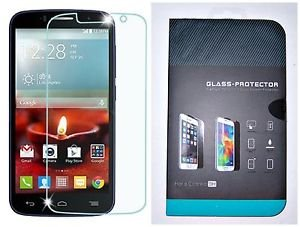 Tempered Glass Screen Protector For Alcatel One Touch Fierce 2 7040T Pop Icon