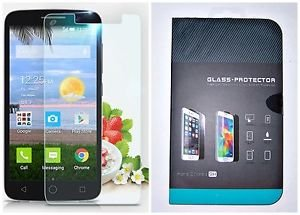 Premium Real Tempered Glass Screen Protector Film For Alcatel Pop Icon 2 A846L