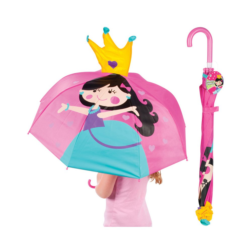 Toysmith Princess Umbrella
