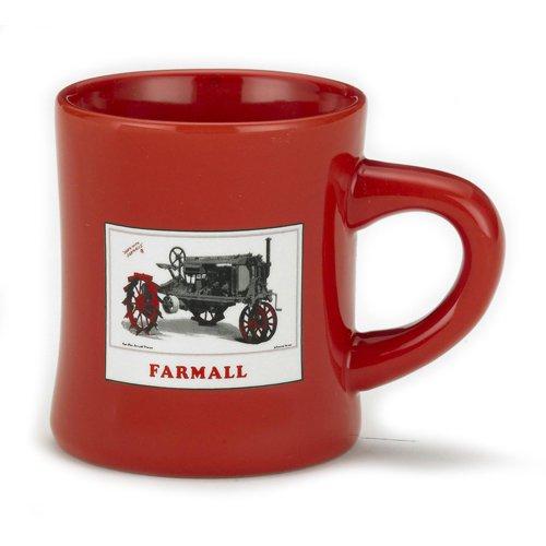 Red Farmall Mug