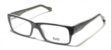 Dolce & Gabbana Black Optical Eyeglasses Frame D&G1210 1867 51mm New w/ Case