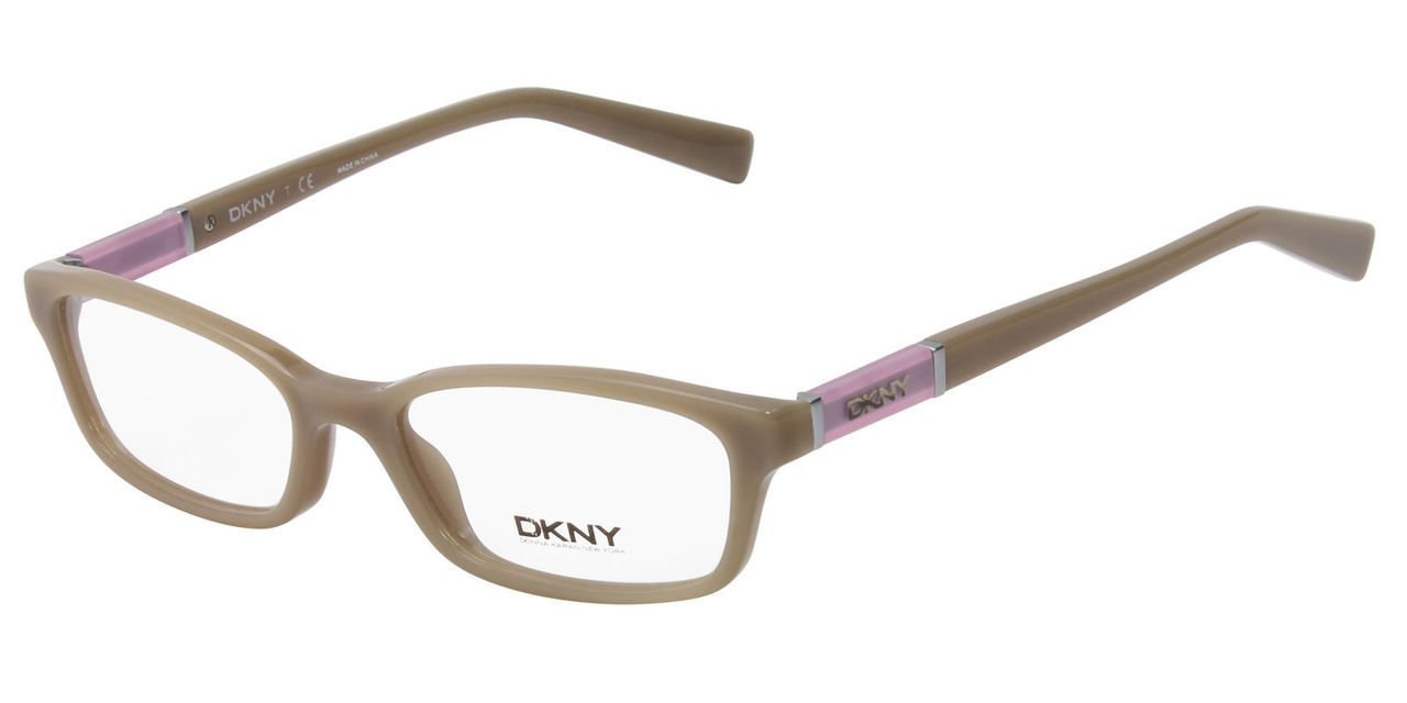Donna Karan DKNY Women Beige Optical Eyeglasses Frame DY4631 3521 52mm
