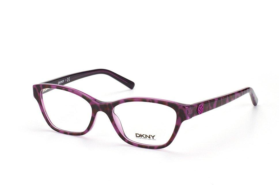 Donna Karan DKNY Purple Optical Eyeglasses Frame DY4644 3616 51mm New w/ Case