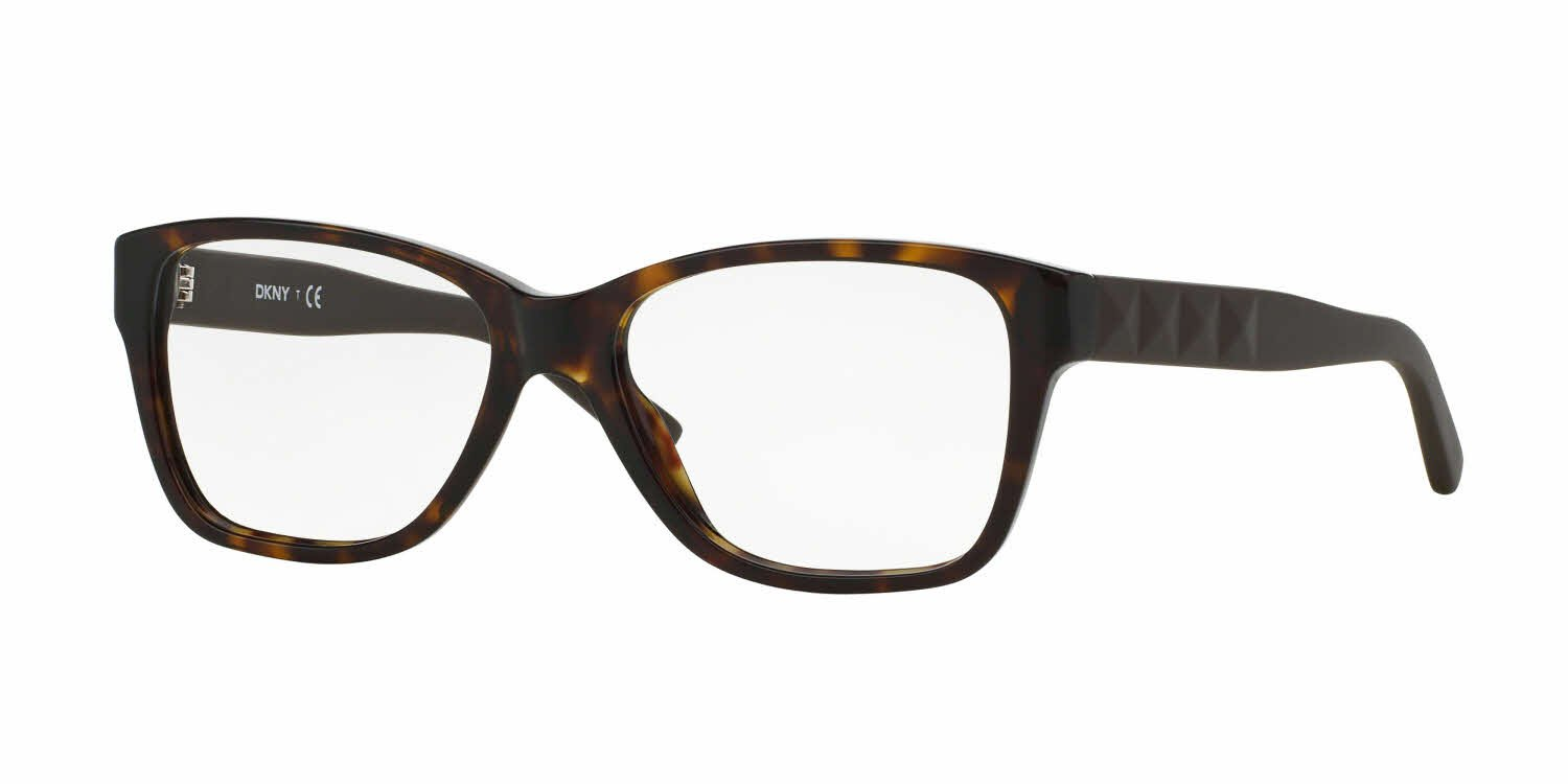 Donna Karan DKNY Brown Optical Eyeglasses Frame DY4660 3016 51mm New w/ Case