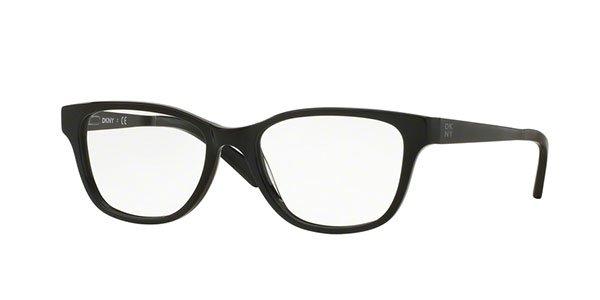 Donna Karan DKNY Black Optical Eyeglasses Frame DY4672 3694 51mm New w/ Case