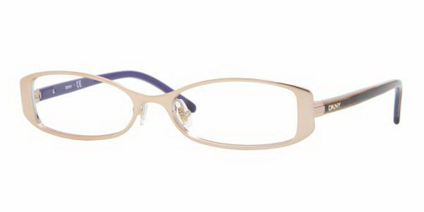 Donna Karan DKNY Women Copper Optical Eyeglasses Frame DY5608 1015 50mm