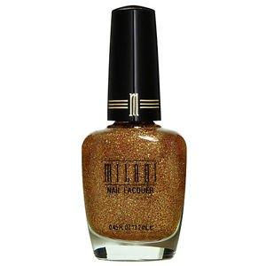 MILANI Nail Lacquer #525 (Gold Glitz)