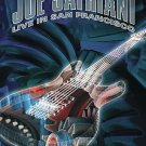 Joe Satriani - Live in San Francisco (DVD, 2001)