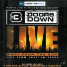 Three Doors Down - Away From The Sun DVD ( VERY RARE)