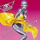 Just Push Play by Aerosmith (CD, Mar-2001, Columbia (USA))