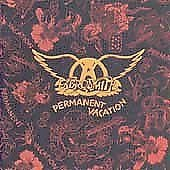 Permanent Vacation by Aerosmith (CD, Mar-1987, Geffen)