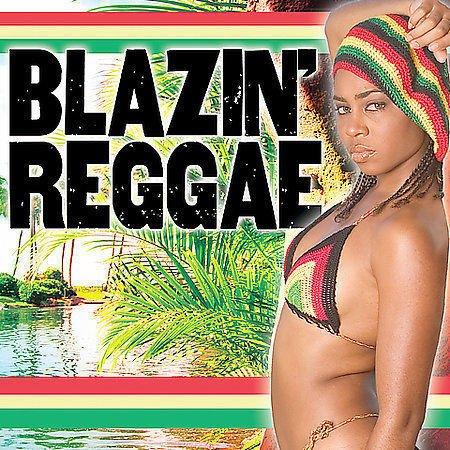 Blazin' Reggae by Various Artists (CD, May-2005, Razor & Tie)