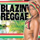 Blazin' Reggae by Various Artists (CD, May-2005, Razor & Tie)