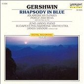 "Gershwin: Rhapsody in Blue; An American in Paris; ""Porgy & Bess"" Selections..."