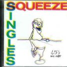 Singles 45's and Under by Squeeze (CD, Dec-1995, A&M (USA))