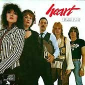 Heart Greatest Hits: Live by Heart (CD, Jan-1990, Epic (USA))