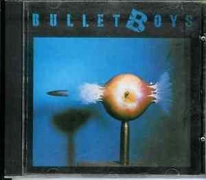 BulletBoys by Bulletboys (CD, Oct-1988, Warner Bros.)