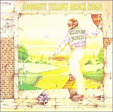 Goodbye Yellow Brick Road by Elton John (CD, Oct-1992, Island/Mercury)