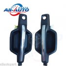 2pcs Front Left Front Right Outside Car Door Handles For Pajero el montero 01-06