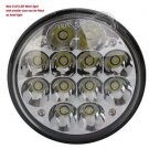 "2 pcs  5.75"" Round LED Work Light 36W LED driving lights High Low Beam headlight"