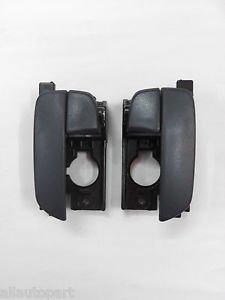 2pcs Rear left rear right inside door handles for Hyundai Accent 2005-2011