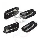 4pcs Inside door handles Inner door handles for Accord 2003-20007 Full set
