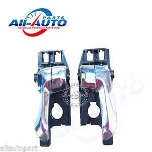 2pcs inside rear left rear right car door handles for Kia Sportage 04-10