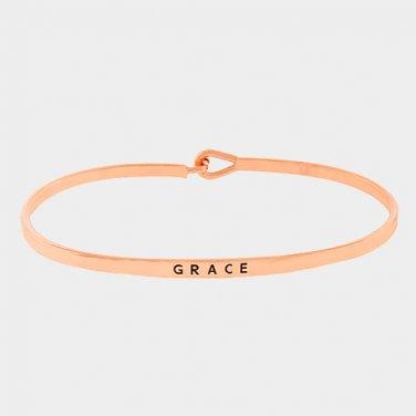 Grace Bracelet - rose gold