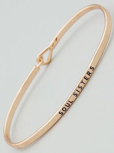 Soul Sisters Bracelet - rose gold