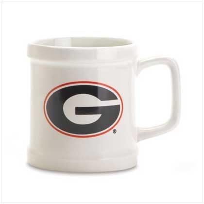 Georgia Decal Mug-Ceramic