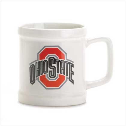 Ohio State Decal Mug-Ceramic