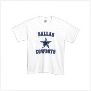 NFL Dallas Cowboys Tee Shirt - Large