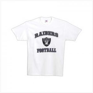 AllStarSportingGoods NFL Oakland RaidersTee Shirt - XLarge