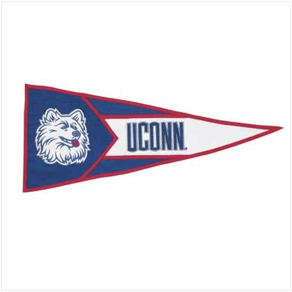 UNIVERSITY OF CONNECTICUT PENNANT