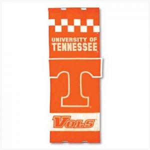 Univ of Tennessee Door Flag