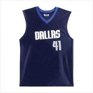 NBA Dirk Nowitzki Jersey - Large