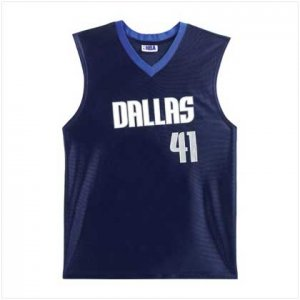 NBA Dirk Nowitzki Jersey - XX Large