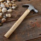 Great Neck Curved Claw Rustic Hammer