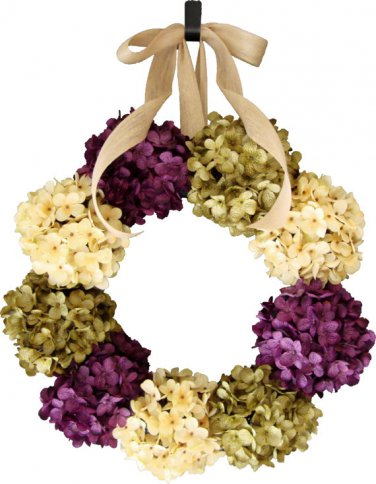 Hydrangea Wreaths | Spring Wreaths | Front Door Wreaths | Wreath | Outdoor Wreath | Entryway Decor