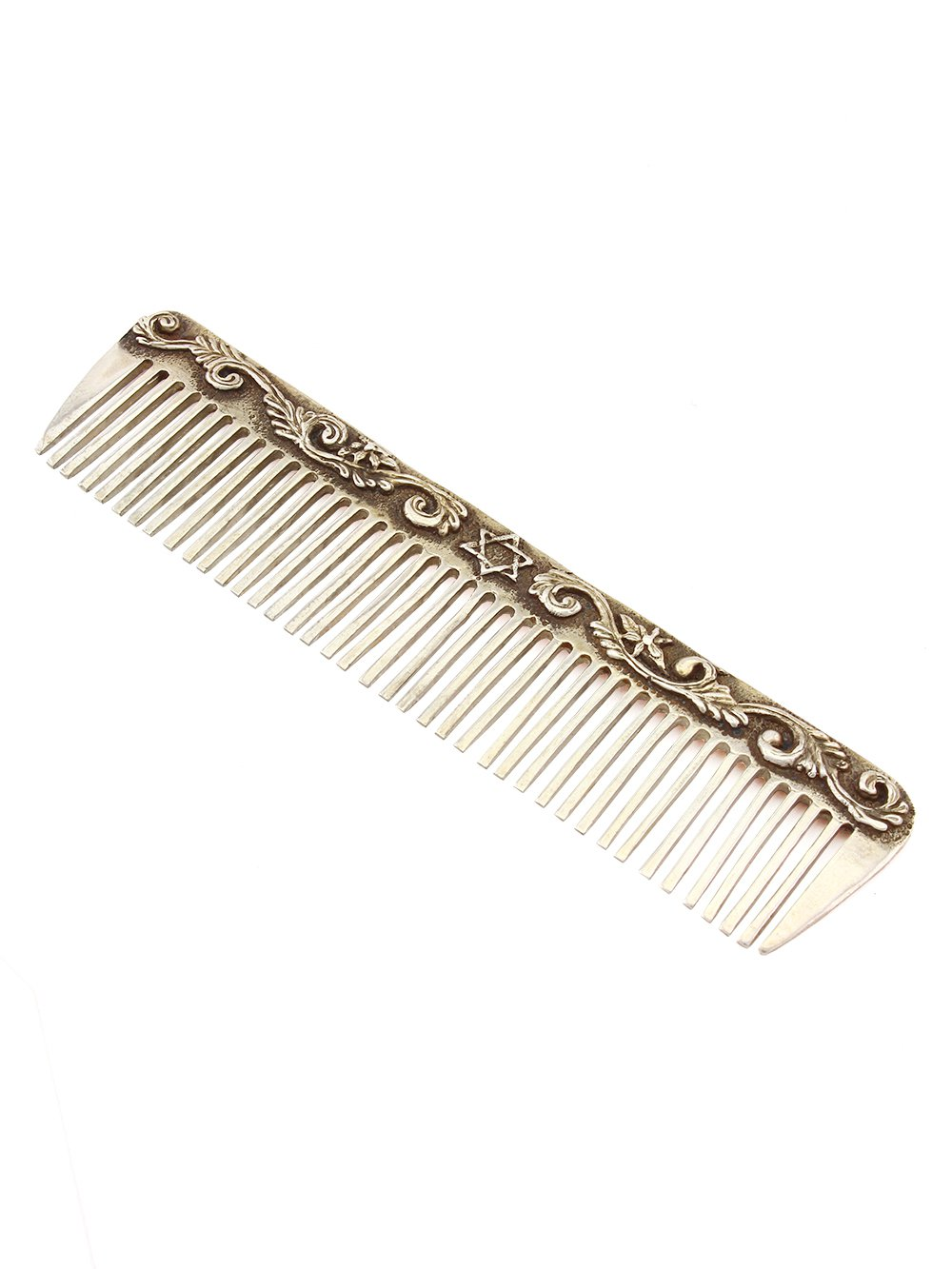 "Hair comb ""Star of David"""